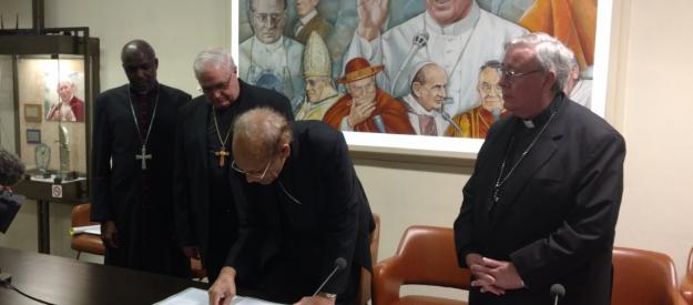 Biskupové vyzývají k rychlému jednání k záchraně lidstva
