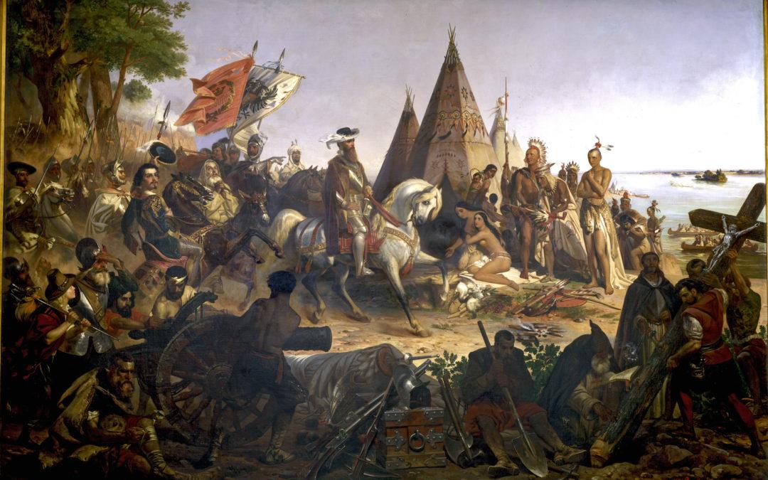 Genocida při kolonizaci Ameriky ochladila Zemi